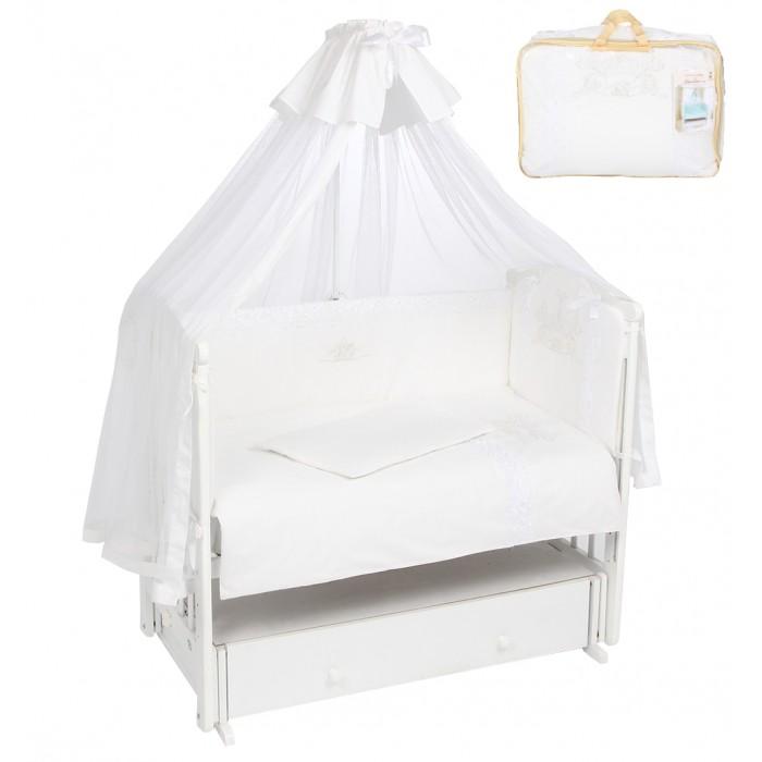 Комплект в кроватку Leader Kids Королевские сны (7 предметов)