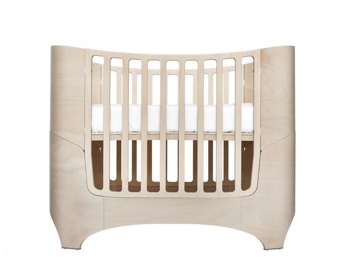 Кроватка-трансформер Leander Без матраса 70х120-150 см