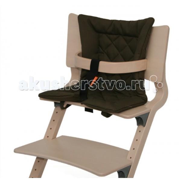 Вкладыши и чехлы для стульчика Leander Подушка для стульчика вкладыши и чехлы для стульчика esspero сменный чехол для peg perego tatamia siesta sport leatherette