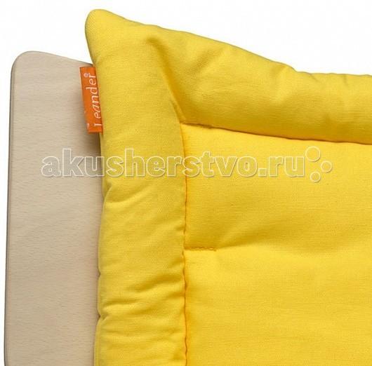 Детская мебель , Вкладыши и чехлы для стульчика Leander Подушка для стульчика арт: 14209 -  Вкладыши и чехлы для стульчика