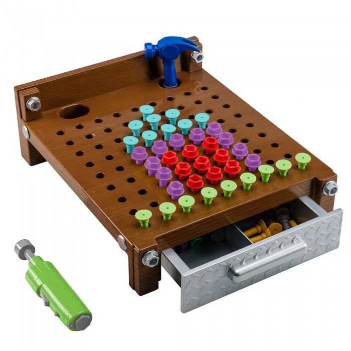 Купить Ролевые игры, Learning Resources Развивающая игрушка Закручивай и учись Мой первый станок