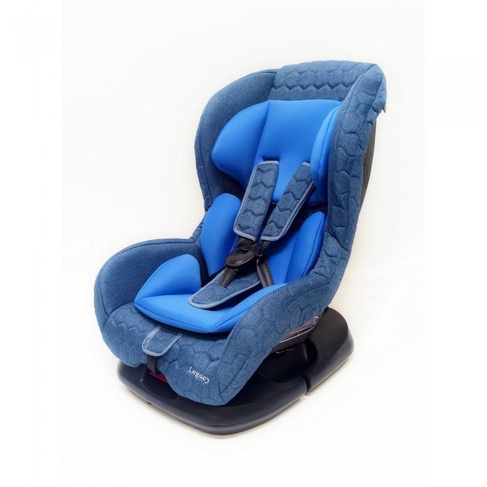 автокресло actrum lb 303 0 18 цвет blue velure синий велюр Группа 1 (от 9 до 18 кг) Legacy LB-N303