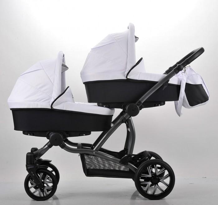 Детские коляски , Коляски для двойни и погодок Legacy Коляска для двойни Mira 2 в 1 арт: 363172 -  Коляски для двойни и погодок