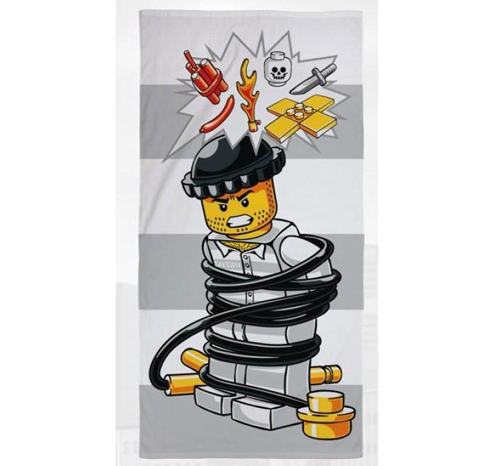 Полотенца Lego Полотенце City Breakout 70х140 см