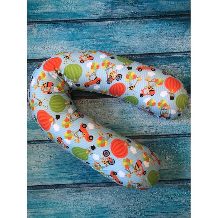 LeJoy Многофункциональная подушка Relax Жирафы на воздушных шарах фото