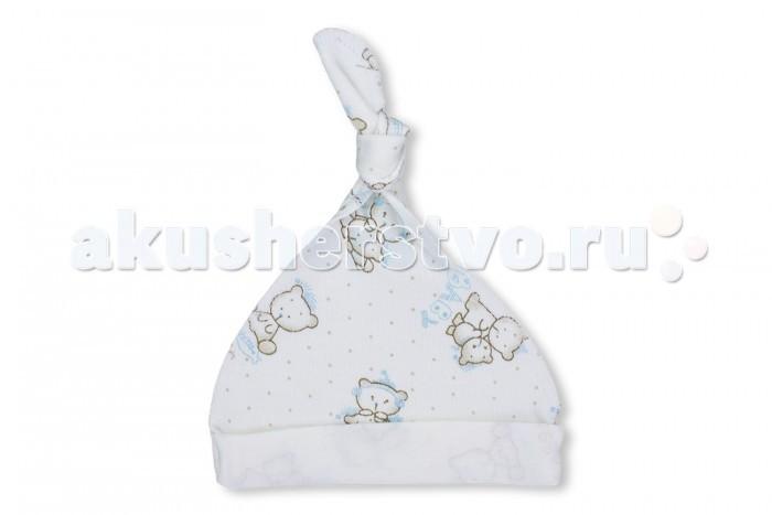 Шапочки и чепчики Лео Колпачок Малютка для новорожденных 1707