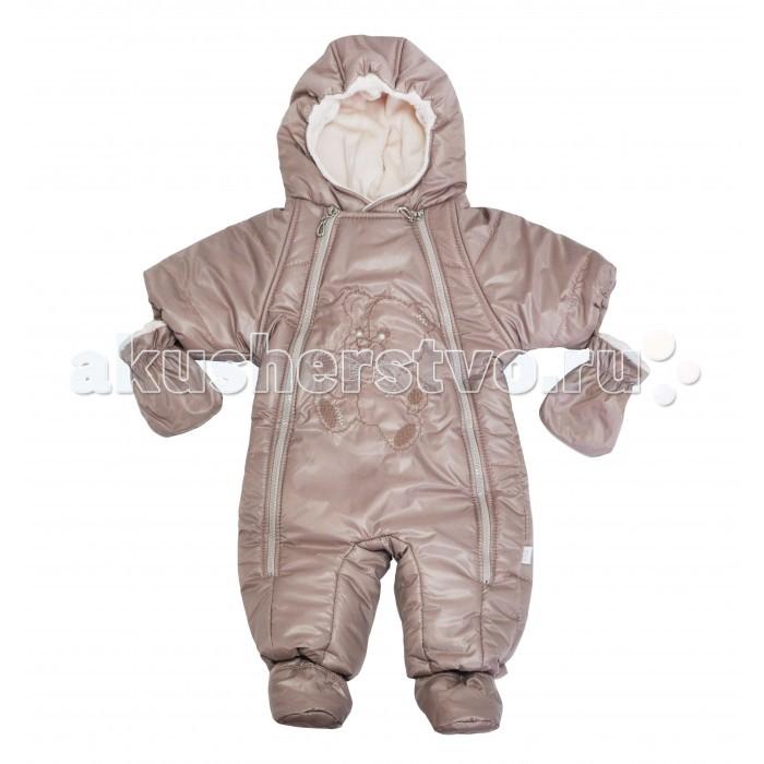 Детская одежда , Демисезонные комбинезоны и комплекты Лео Комбинезон демисезонный Мишутка 1058 арт: 392334 -  Демисезонные комбинезоны и комплекты
