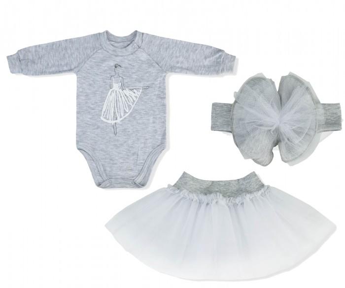 Лео Комплект для девочки Балерина