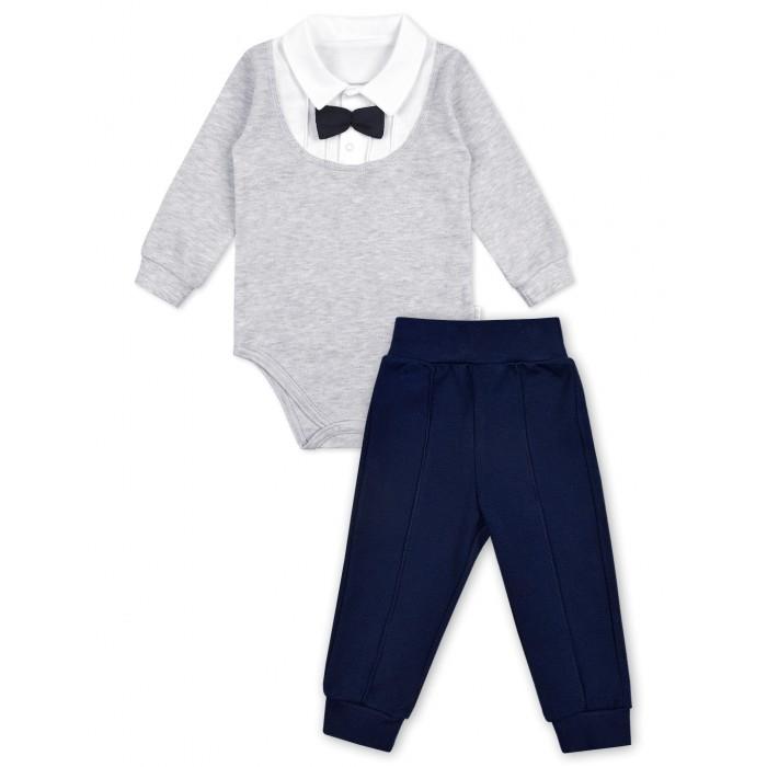 Комплекты детской одежды Лео Комплект Джентльмен 1553-6 комплекты детской одежды лео комплект тигренок боди и полукомбинезон 3013а 1