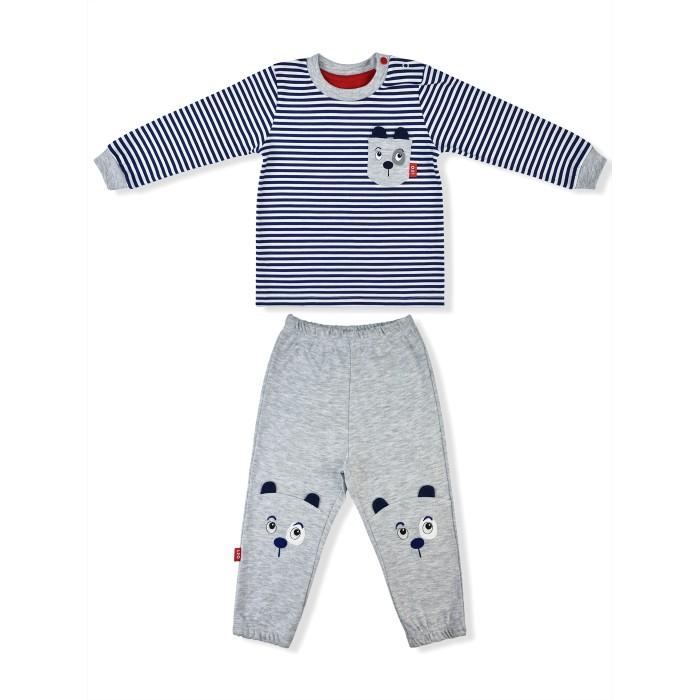 Лео Комплект (кофточка, штанишки) Bear 2500-2