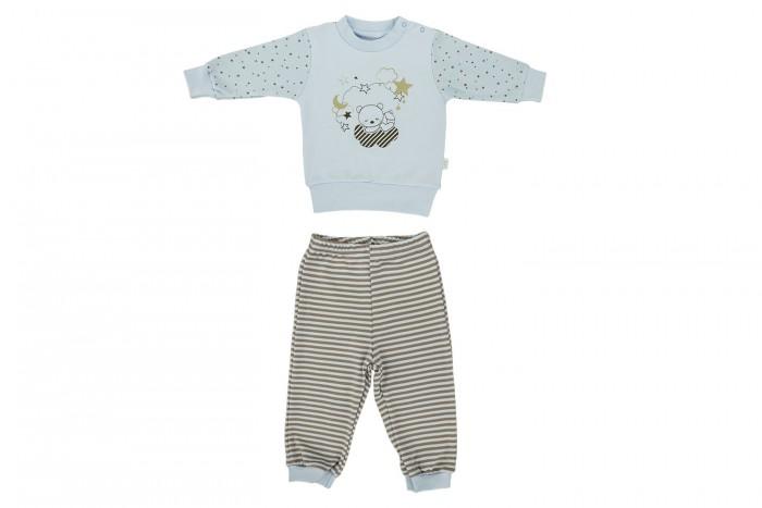 Комплекты детской одежды Лео Комплект (кофточка+штанишки) Звездочет 1525-5 комплекты детской одежды клякса комплект 5 предметов 53 5228