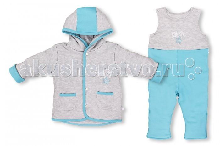 Детская одежда , Демисезонные комбинезоны и комплекты Лео Комплект Мечтатели 1123 арт: 392689 -  Демисезонные комбинезоны и комплекты