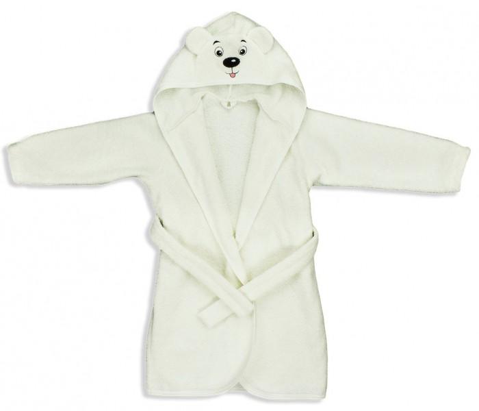 Домашняя одежда Лео Махровый халат Мишка