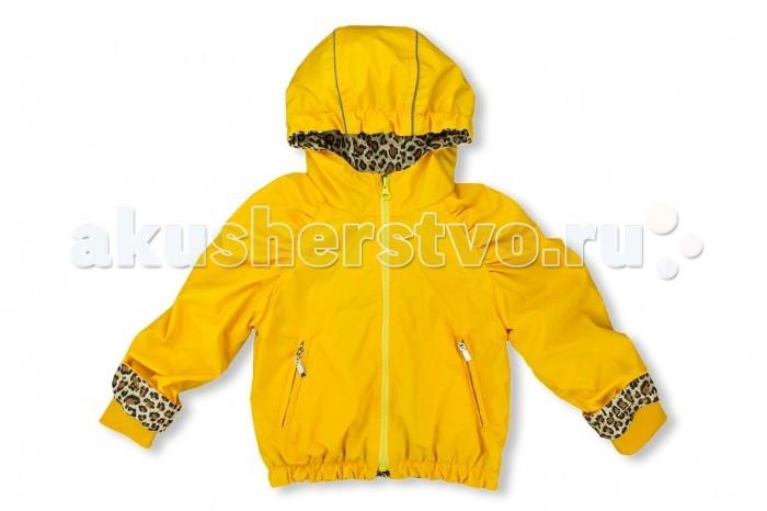 Детская одежда , Ветровки, плащи, дождевики и жилеты Лео Ветровка Киса арт: 335370 -  Ветровки, плащи, дождевики и жилеты