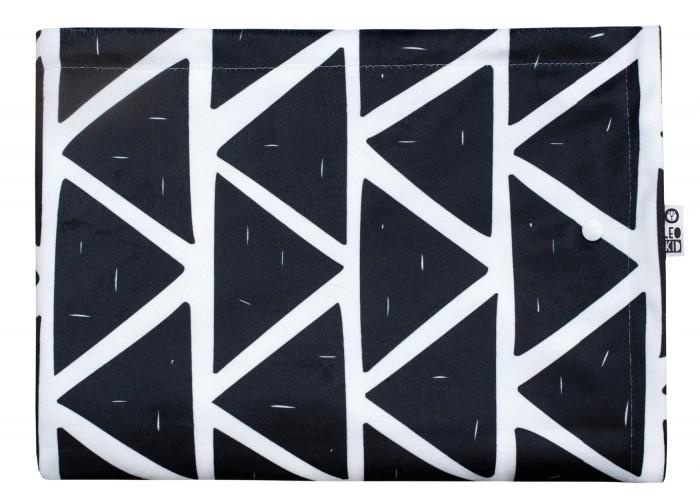 Постельные принадлежности , Пледы Leokid Двухсторонний Geometric 72х102 см арт: 482111 -  Пледы