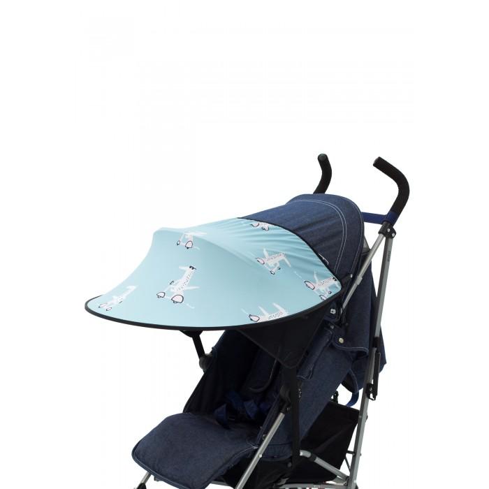 Аксессуары для колясок Leokid Солнцезащитный козырек на коляску цветной капри lavelle капри