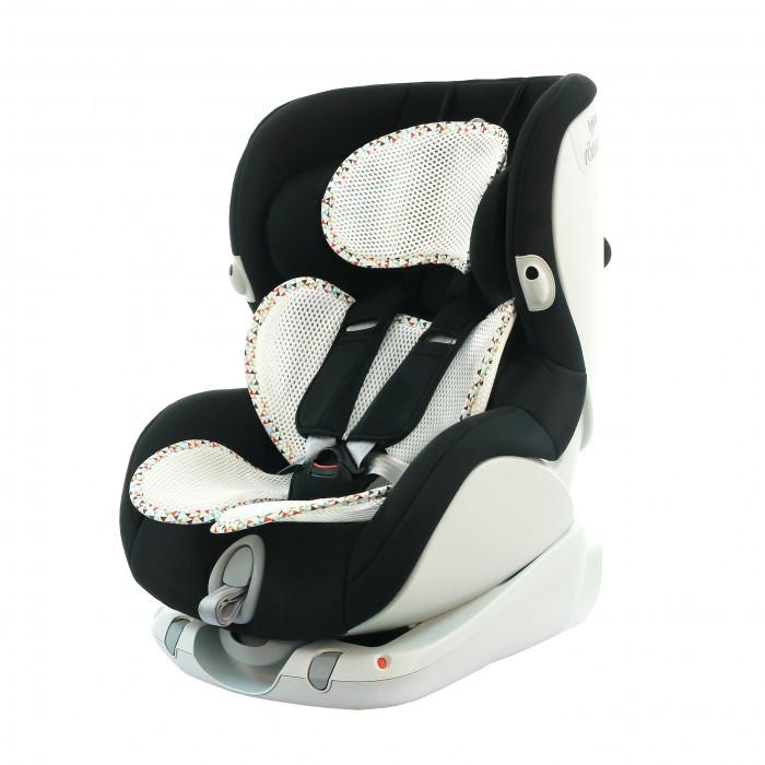 Leokid  Дышащий матрасикДышащий матрасикLeokid Дышащий матрасик - практичный аксессуар для коляски и автокресла, который обеспечит вашему малышу комфорт в жаркую погоду. Он выполнен из трехмерной воздушной сетки, которая обеспечивает циркуляцию воздуха между ребёнком и сиденьем. Благодаря этому спинка малыша меньше потеет и быстрее сохнет. В жаркую погоду вашему крохе будет комфортно.   Внешнее покрытие матрасика состоит из нежных полиэстровых волокон, которые способствуют отведению влаги. Волокна очень быстро сохнут, именно эта технология отличает этот матрасик от других хлопковых моделей, которые накапливают и удерживают влагу в себе.   Особенности: матрасик имеет форму, подходящую для большинства колясок и автокресел с 5-ти точечными ремнями безопасности возраст: от 0 до 4-х лет упругий, эластичный, приятный на ощупь и долговечный материал материал коврика имеет сертификат Oeko-Tex® Standard 100, который признан во всем мире и гарантирует соответствие экологическому стандарту длину можно регулировать на 5 см с помощью резиновых лент, которые соединяют нижнюю часть матрасика и подголовник фиксируется на коляске с помощью двух резиновых лент с крючками состав: 100% полиэстер  Размеры (Длина*Ширина*Толщина): 74х43х1,5 см Уход: ручная или деликатная машинная стирка при 30 С<br>