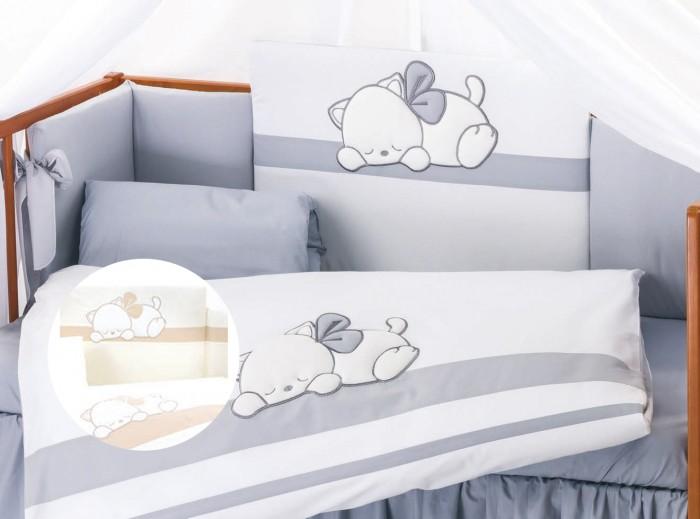 Комплект в кроватку Lepre Dreamland (6 предмета)