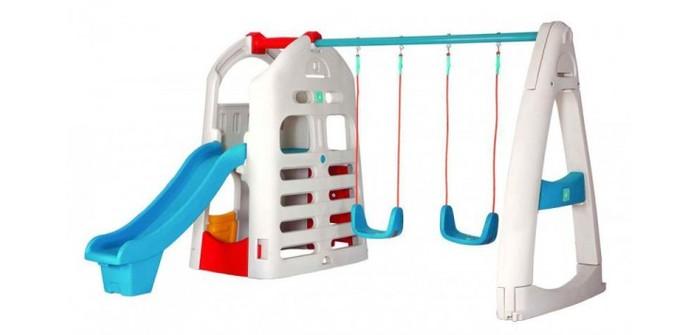 Lerado Игровой комплекс Башня с качелями