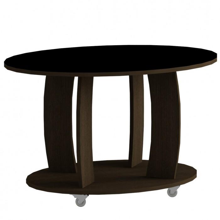 Детские столы и стулья Leset Стол журнальный LS 738 (корпус венге)