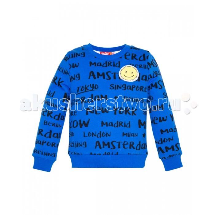 Джемперы, свитера, пуловеры Lets Go Джемпер для мальчика 6239 джемперы cudgi джемпер