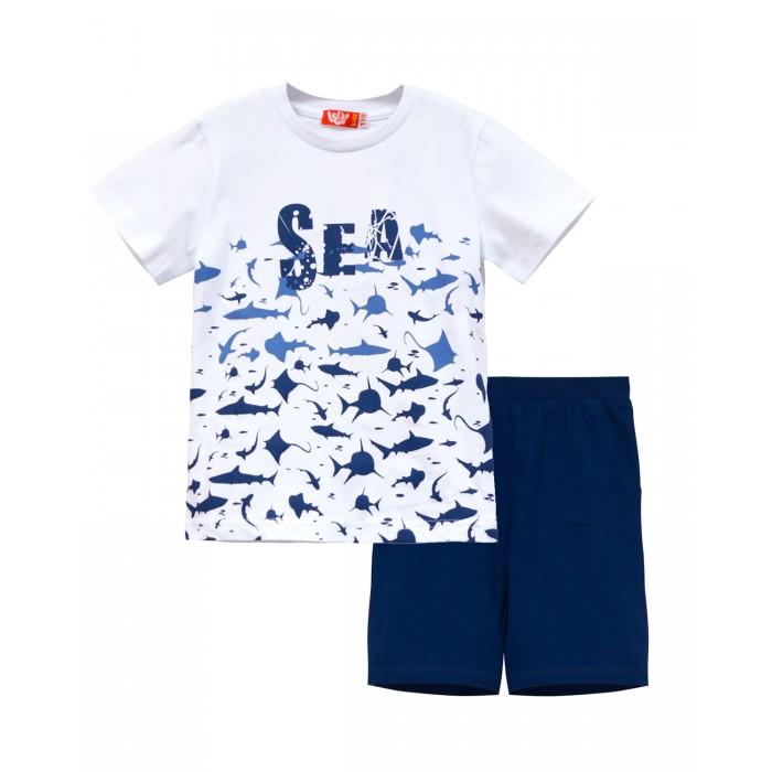 Lets Go Комплект для мальчика (футболка и шорты) Весна-Лето 4246