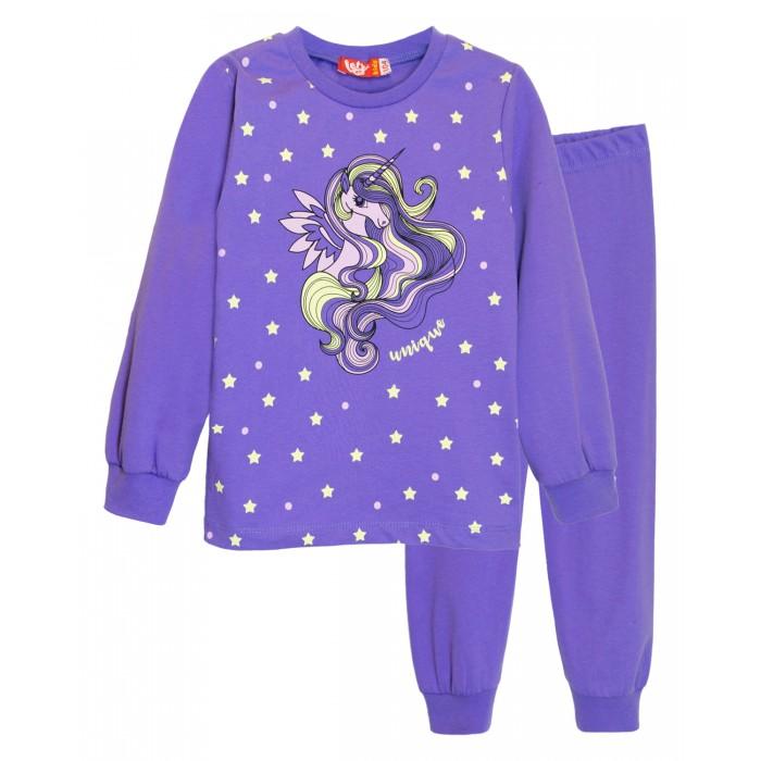 Картинка для Let's Go Пижама для девочки 91124