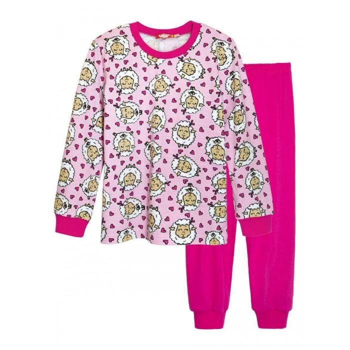 Картинка для Let's Go Пижама для девочки 91133