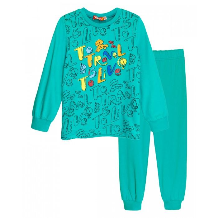 Картинка для Let's Go Пижама для мальчика 92114