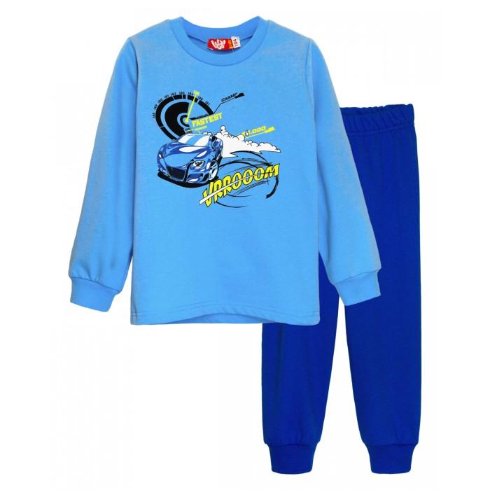 Купить Домашняя одежда, Let's Go Пижама с начесом для мальчика 92121
