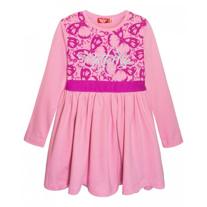 платья и сарафаны ёмаё платье для девочки стильняшки 12 301 Платья и сарафаны Let's Go Платье для девочки 81123
