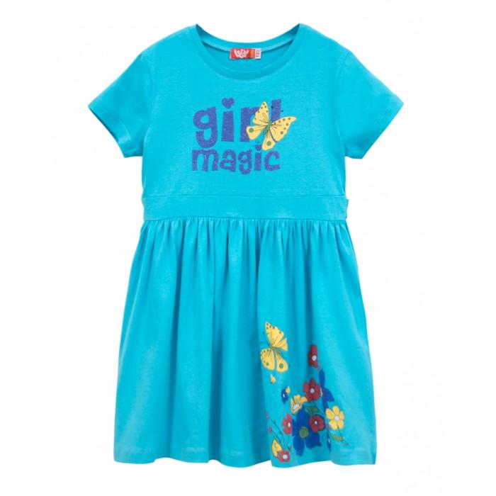 Платья и сарафаны Let's Go Платье для девочки Весна-Лето 8181
