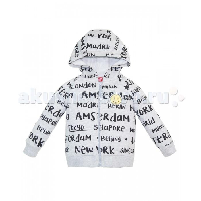Детская одежда , Толстовки, свитшоты, худи Lets Go Толстовка для мальчика 6232 арт: 490786 -  Толстовки, свитшоты, худи