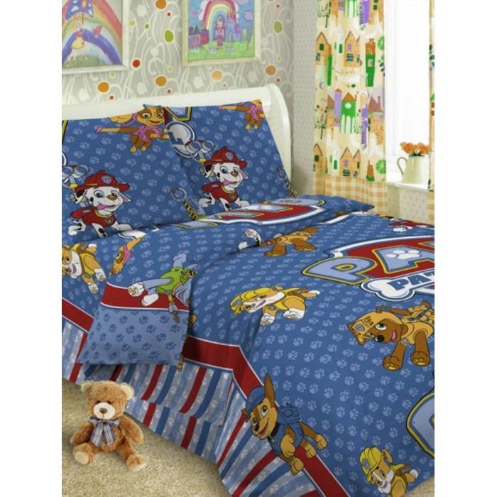Постельное белье 1.5-спальное Letto Догги (3 предмета), Постельное белье 1.5-спальное - артикул:220435