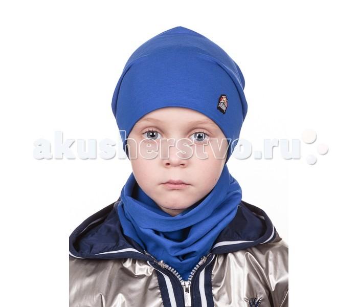 Детская одежда , Шапочки и чепчики Level Pro Kids Комплект для мальчика (шапочка и воротник-хомут) Шеврон Army арт: 501786 -  Шапочки и чепчики