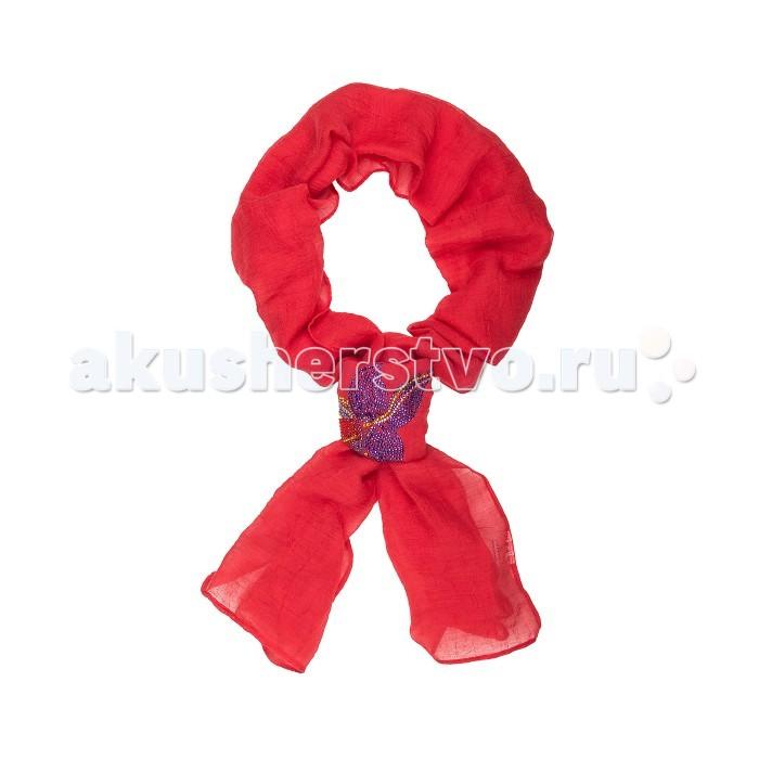 Варежки, перчатки и шарфы Level Pro Kids Шарф для девочки Фенди варежки  перчатки и шарфы jollein шарф confetti knit