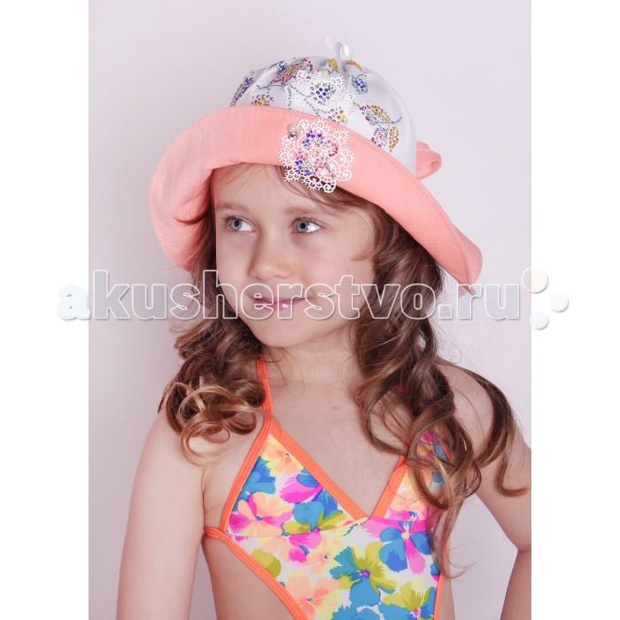 Level Pro Kids Шляпа для девочки Цветы диорШляпа для девочки Цветы диорLevel Pro Kids Шляпа для девочки Цветы диор  Шляпа для девочек из натурального льна и тонкого трикотажа с россыпью из страз и бусин, сзади есть ленты для украшения и регулировка размера.  Состав: 100% натуральный лен; 92% хлопок, 8% эластан. Уход: Стирка запрещена.  Компания Level Pro — один из ведущих производителей женских головных уборов — уже более десяти лет обновляет оригинальные коллекции. Теперь под маркой Level Pro Kids появилать и детская коллекция — итальянское сырье, сочные расцветки, ручная работа, российское производство.<br>