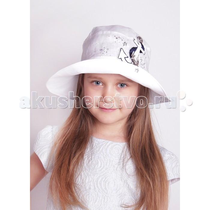 Level Pro Kids Шляпа для девочки ОкеанияШляпа для девочки ОкеанияLevel Pro Kids Шляпа для девочки Океания  Шляпа для девочек из натурального льна с украшением в морском стиле с россыпью из страз и регулировкой размера.  Состав: 100% натуральный лен. Уход: Стирка запрещена.  Компания Level Pro — один из ведущих производителей женских головных уборов — уже более десяти лет обновляет оригинальные коллекции. Теперь под маркой Level Pro Kids появилать и детская коллекция — итальянское сырье, сочные расцветки, ручная работа, российское производство.<br>