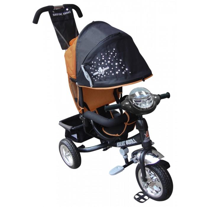 Велосипед трехколесный Funny Jaguar Lexus Racer Trike MS-0531 ICLexus Racer Trike MS-0531 ICДетский трехколесный велосипед Funny Jaguar Lexus Racer Trike MS-0531 IC с колясочной крышей, музыкальной панелью, на колесах ПВХ настоящее спасение для мам с маленькими детьми.   Главное место для ребенка анатомическое сиденье, дополненное специальным чехлом из ткани. Данный чехол выступает страховкой для маленьких ребят, так как имеет разделитель для ног. К тому же, предусмотрен защитный поручень с мягкой накладкой. Велосипед Funny Jaguar дополнен подголовником, позволяющим ребенку отдыхать во время движения. Для солнечной погоды имеется складной козырек.   Производитель предусмотрел и удобство управления велосипедом для родителей. Надежная хромированная ручка позволяет с легкостью управлять велосипедом, за счет поворота переднего колеса и задавать направление движения.   Детский трехколесный велосипед позволяет ребенку наслаждаться прогулкой и самому участвовать в управлении.<br>