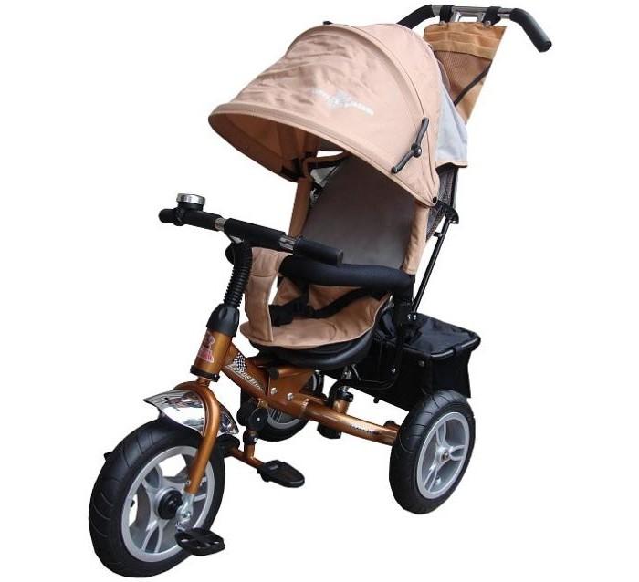 Велосипед трехколесный Lexus Trike Next Pro AirTrike Next Pro AirВелосипед трехколесный Lexus Trike Next Pro Air подходит для детей от 1 года.   Особенности: Велосипед обладает ручкой управления, чтобы родители могли контролировать езду ребенка, защитным колясочным тентом, чтобы спасаться от дождя и палящего солнца, высоким комфортным сиденьем с возможностью регулировки и большие надувные колеса.  Детский велосипед займет достойное место среди инвентаря в семейных прогулках. Размер: 90x53x102 см<br>