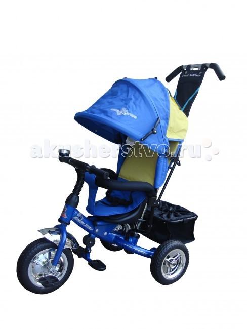 Велосипед трехколесный Lexus Trike Next ProTrike Next ProВелосипед трехколесный Lexus Trike Next Pro - обладает ручкой управления, чтобы родители могли контролировать езду ребенка, защитным колясочным тентом, чтобы спасаться от дождя и палящего солнца, высоким комфортным сиденьем с возможностью регулировки.   Детский велосипед займет достойное место среди инвентаря в семейных прогулках.  Характеристики: хромированная облегченная рама, покрытая перламутровой краской с блеском, которая очень красиво переливается на солнце удобные противоскользящие подножки пластиковое сидение с более высокой спинкой на сидении мягкая накладка сиденье, регулируемое относительно руля в трех положениях в зависимости от роста ребенка трехточечные ремни безопасности удобная и очень прочная родительская ручка управления управляет передним колесом. На нее можно опираться при заезде на бордюр, она легко выдержит нагрузку взрослого человека удобный складной тент-купол надежно защитит малыша от дождя и солнца бампер ограничитель для дополнительной безопасности малыша колеса ПВХ, не прокалываются, не подкачиваются диски цвета хром педали с рифлением звонок сумочка для мелочей тросы управления спрятаны внутри рамы! Это удобно малышу, ничего не мешает при езде багажная корзинка со шнурком-затяжкой вес 11 кг.  Великолепно подойдет для детей от 1 года.<br>