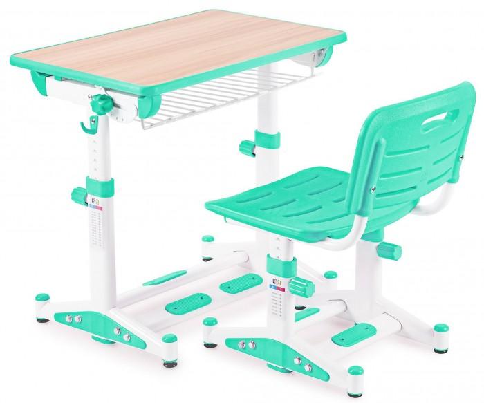 Детские столы и стулья Little King Комплект парта+стул LK-09 детская парта little