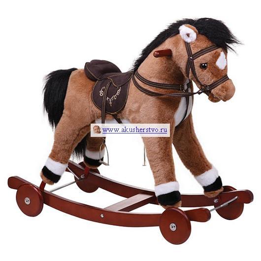 Качалка Jolly Ride Лошадка JR7