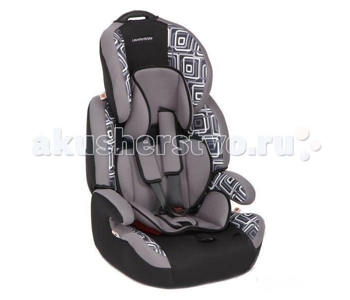 Автокресло Leader Kids КаравелКаравелАвтокресло Каравел группы 1-2-3 подразумевает комфортное собственное сиденье для маленького пассажира с весом от 9 до 36 кг.   Особенности: Устанавливается автокресло по ходу движения лицом вперед, совместимо с трехточечными ремнями безопасности автомобиля как с возвратным механизмом так и без него.  Оно имеет центральную систему регулировки натяжения ремней (регулировочный ремень находится внизу сиденья).  За надежность и безопасность ребеночка во время интереснейших путешествий отвечают пятиточечные ремни безопасности, которые регулируются по высоте. Они позволят зафиксировать кроху в оптимальном для его позвоночника положении и не дадут ему выпасть.  В автокресле предусмотрено все, что нужно для защиты и удобства малыша при поездке в автомобиле.  Спинку можно приводить в разные положения, что очень удобно для детишек разного возраста.  Отличным свойством данного кресла является возможность снять спинку и превратить сидение в бустер. Это очень удобно и экономично.  Глубокие боковины и подголовник защитят малыша от боковых ударов. Это является дополнительной мерой защиты Вашего ребенка.  Качественный материал, из которого изготовлено автокресло, обеспечивает долгую и надежную службу. Ткань сделана из натуральных волокон.  Разнообразие расцветок дает Вам возможность выбрать кресло именно под Ваш салон автомобиля.<br>