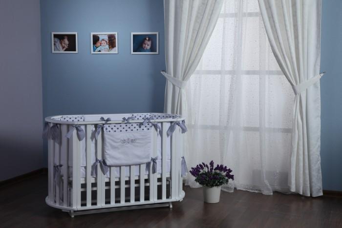 Купить Кроватки-трансформеры, Кроватка-трансформер Liel Excellence Аврора