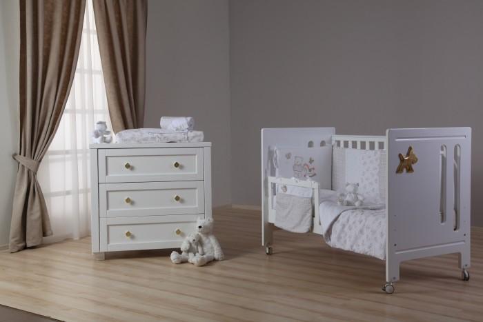 Детская мебель , Детские кроватки Liel Excellence Европа арт: 491041 -  Детские кроватки