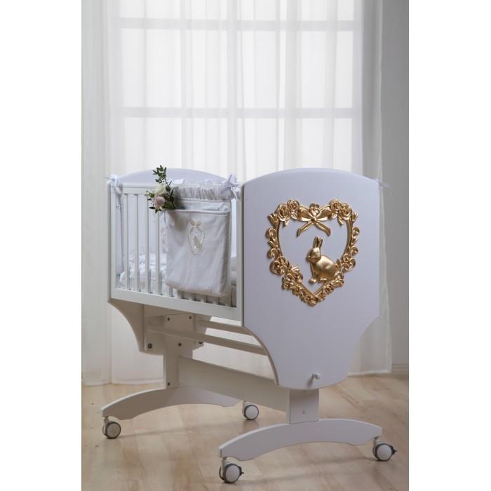 Детская мебель , Колыбели Liel Excellence Люлька Исида Заяц арт: 490941 -  Колыбели