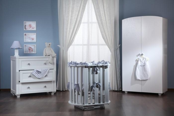 Детская мебель , Комоды Liel Excellence Вивальди со съемной пеленальной доской арт: 491066 -  Комоды