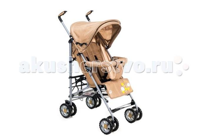 Детские коляски , Коляски-трости Liko Baby BT-109 City Style Eco арт: 534411 -  Коляски-трости