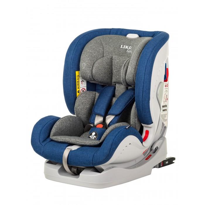 Автокресло Liko Baby JM04 Sprinter IsoFit